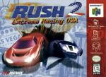 Rush 2 - Extreme Racing USA Boxart
